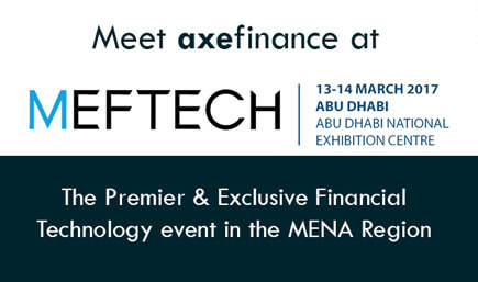 Exhibiting at MEFTECH, 13 & 14 march 2017, Abu Dhabi