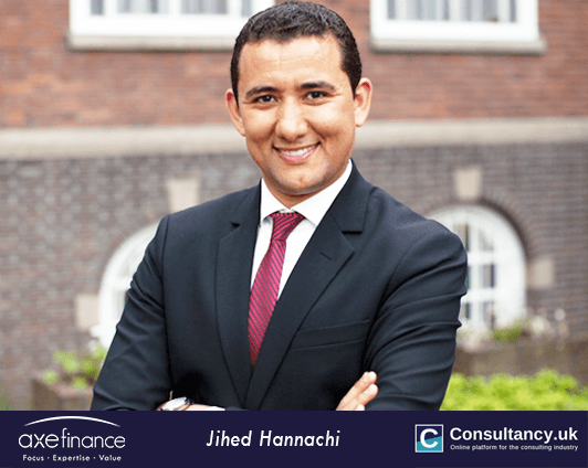 Jihed to head axefinance amsterdam