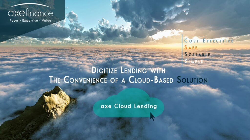 ACP Solution on Microsoft Azure, axe Cloud Lending